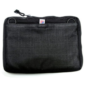 Razor Expandable Pouch 25 Black