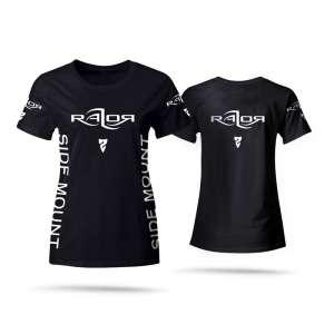 Razor Side Mount T-Shirt Woman