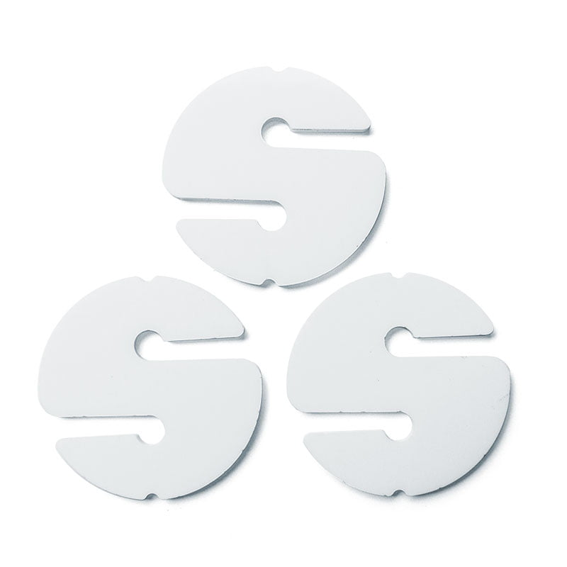 3 Cookies (Non-Directional Marker) – White