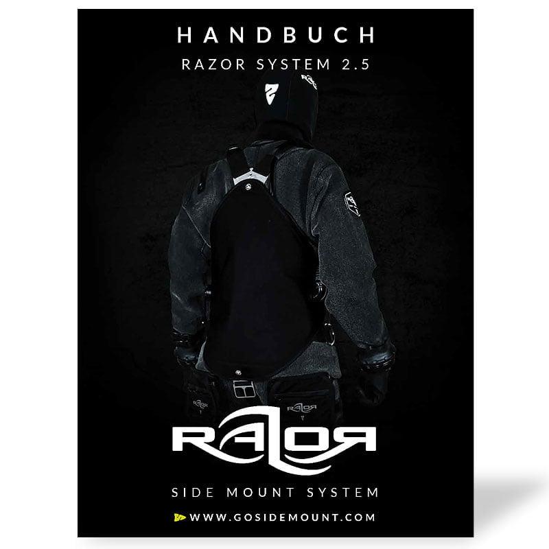 Handbuch für das neue komplette Razor Side Mount System 2.5