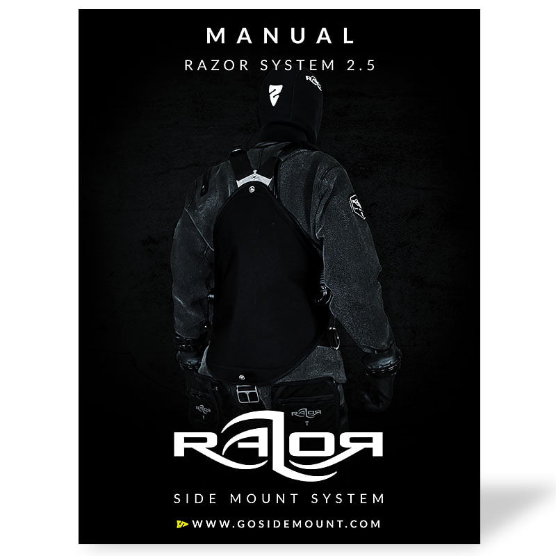 Manual for the new Complete Razor Side Mount System 2.5