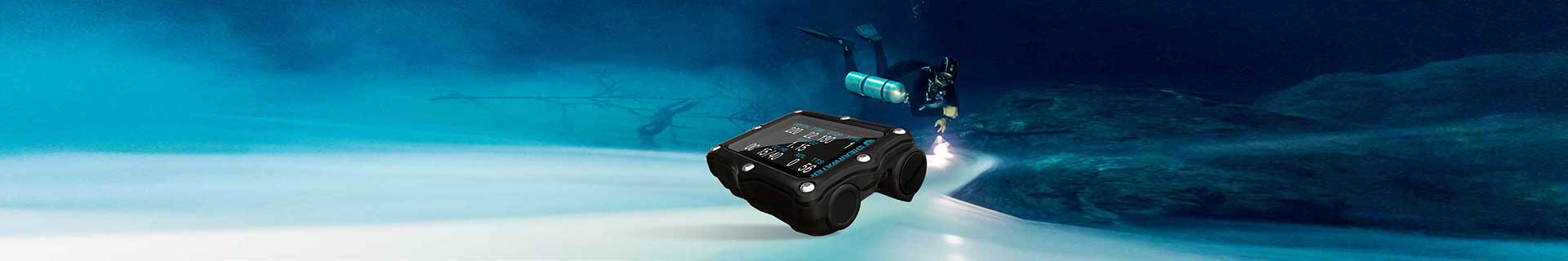 Shearwater Research Perdix AI Dive Computer