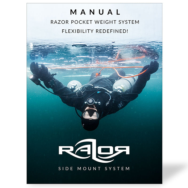 Manual for the Razor Pocket Weight System