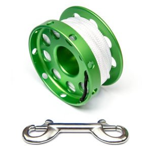 100' Safety Spool - Green