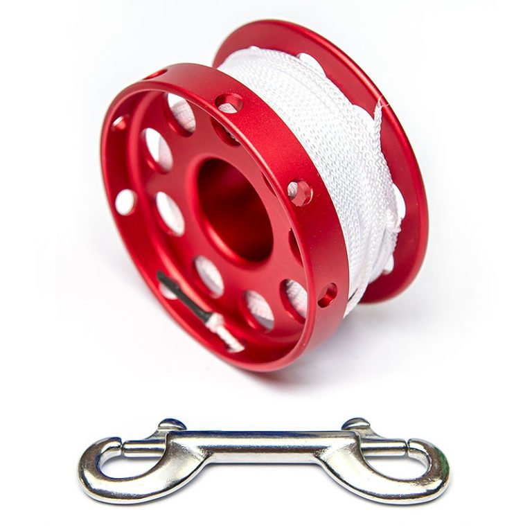 100' Safety Spool - Red
