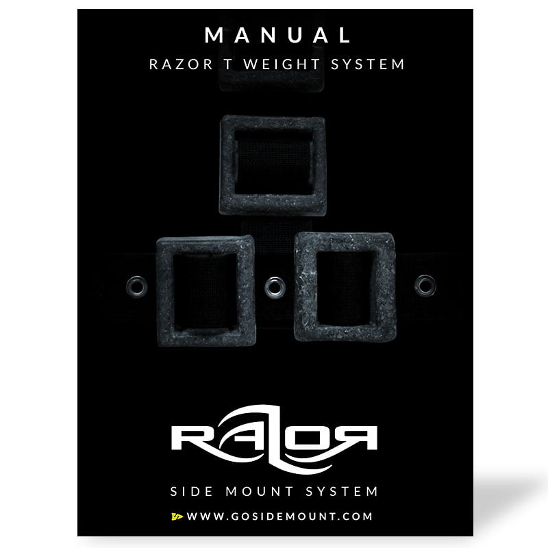 Manual for the Razor T-Weight System