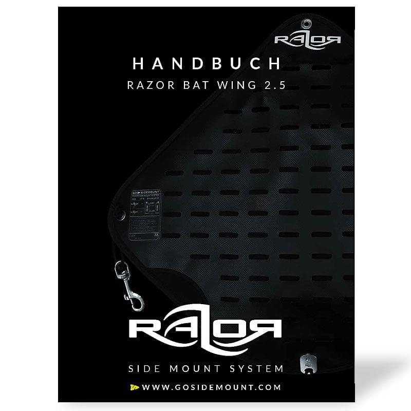 Manual for the Razor BAT Wing 2.5
