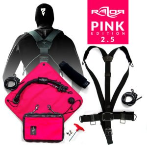 Razor Side Mount System 2.5 Complete – PINK EDITION