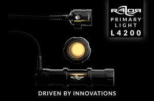 Razor L4200 Primary Light